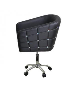 """Кресло клиента """"Гламур"""" маникюрное"""